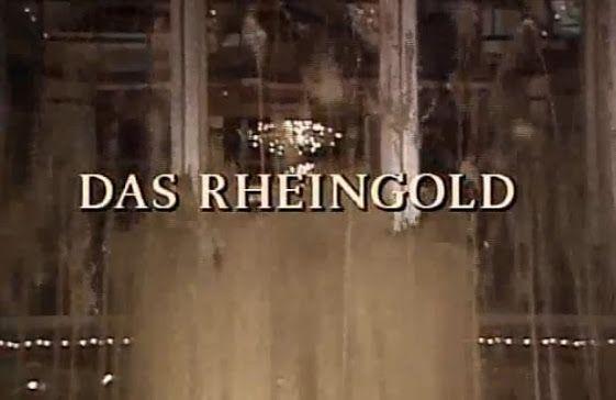 el oro del rhin