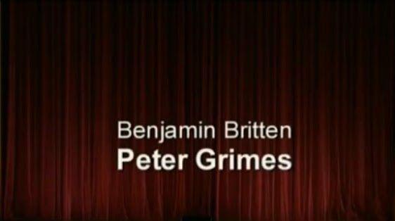 peter grimes britten