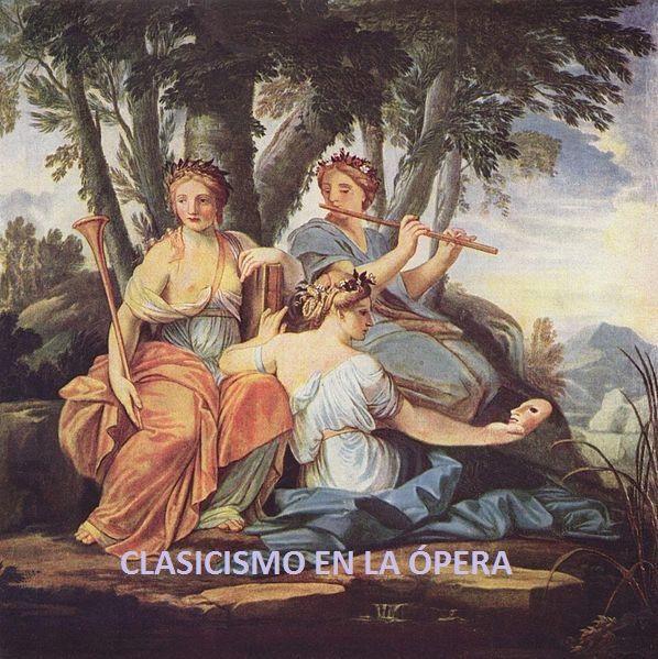 clasicismo en la opera