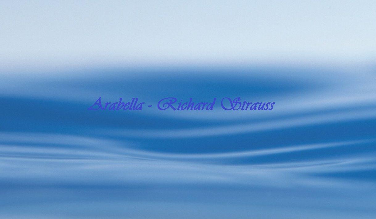 arabella strauss
