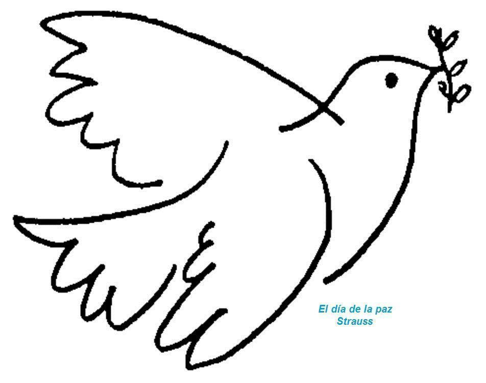 el dia de la paz strauss