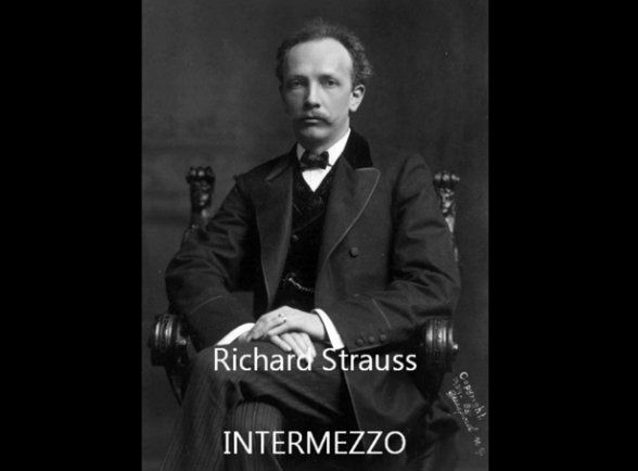 intermezzo richard strauss