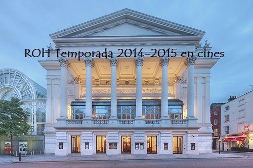 ROH 2014-2015 en cines