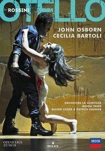 cecilia bartoli Otello Rossini DVD