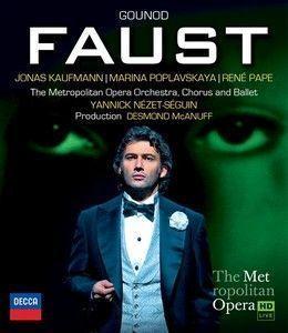 Faust Kaufmann DVD