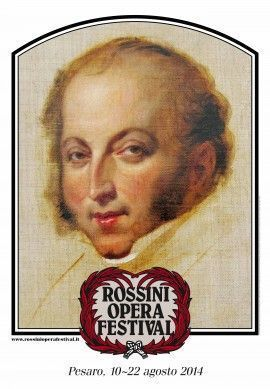 Festival Rossini Pesaro 2014