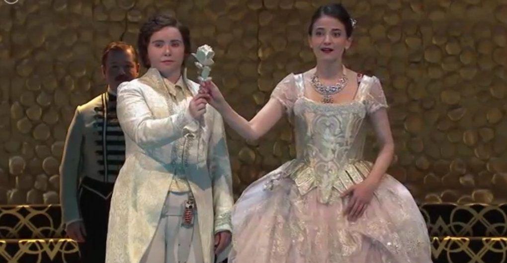 presentacion rosa der rosenkavalier