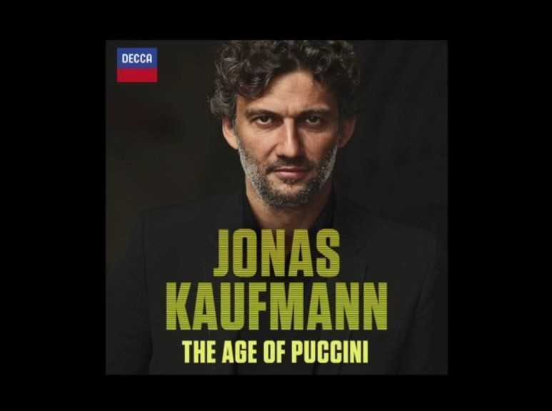 kaufmann the age of puccini