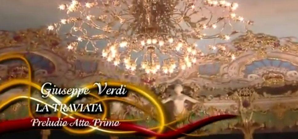 traviata preludio