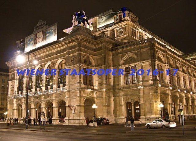Opera Viena 2016-2017