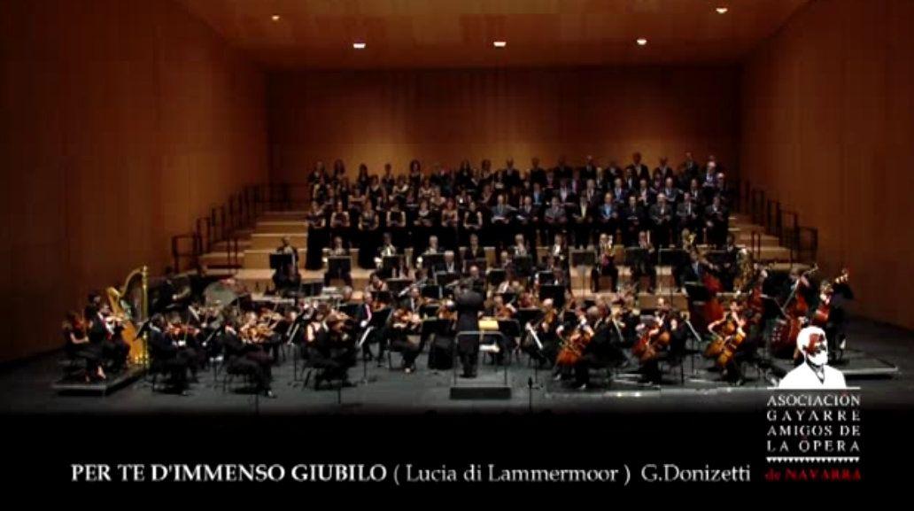coro lucia di lammermoor