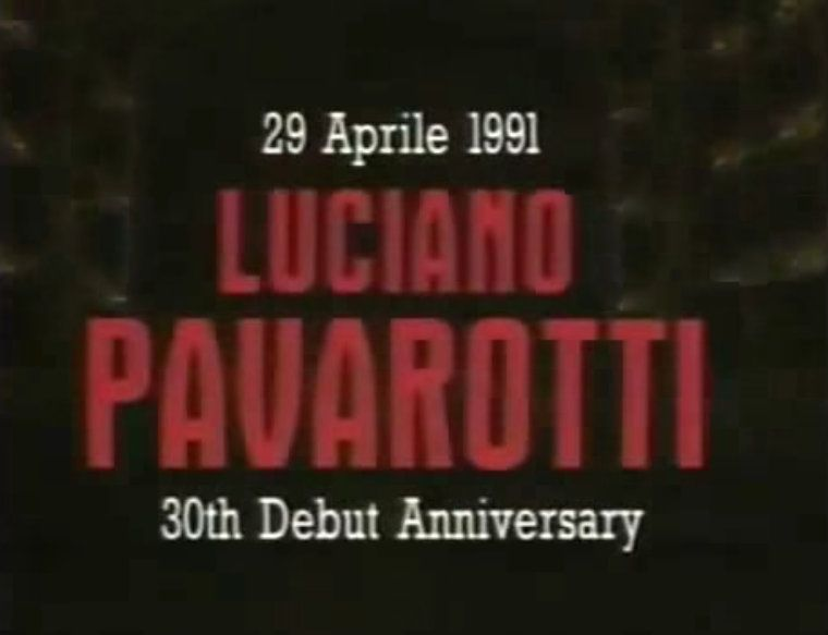 gala pavarotti