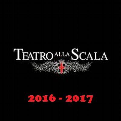 teatro alla scala 2016-2017