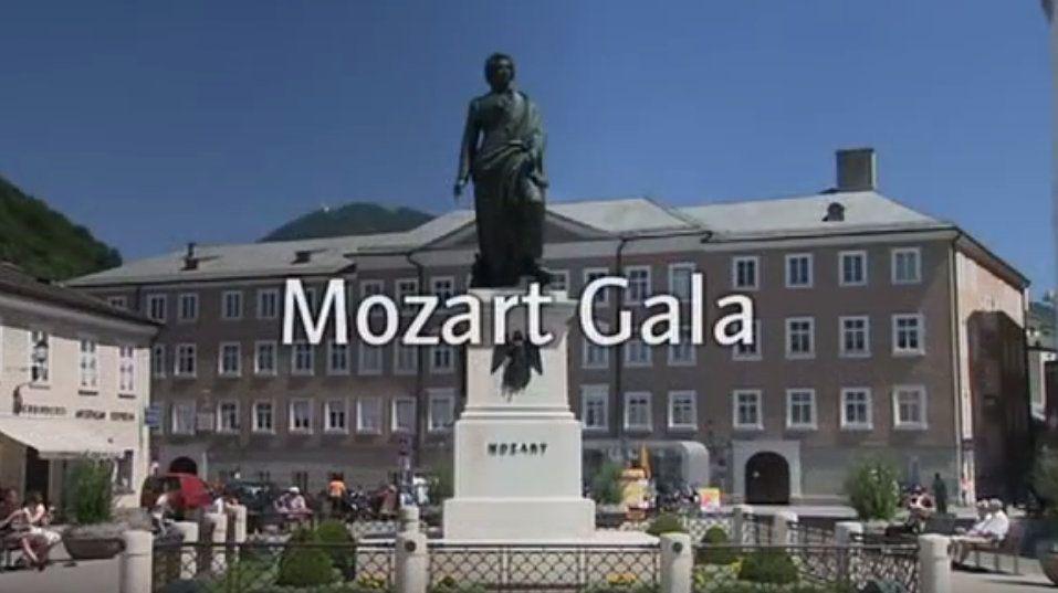 Concierto Mozart Salzburgo