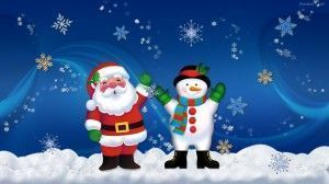 Villancico Feliz Navidad A Todos.Villancico De Rolando Villazon Y Bryn Terfel